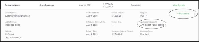 Applications-Table-details-LeaseID